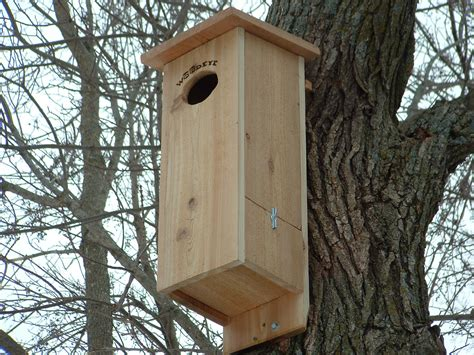 Woodwork Hanging A Wood Duck House Pdf Plans Wood Duck Houses Plans