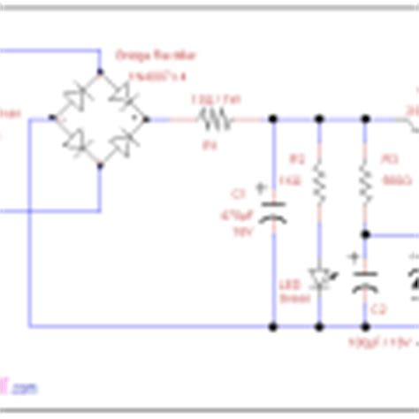 regulated power supply using zener diode variable regulated power supply ic lm317 theorycircuit do it yourself electronics projects