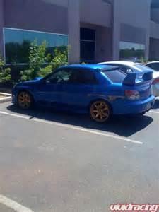 Subaru Power Wheels Racing News 187 Subaru Sti With Agency Power Gold 18 215 8