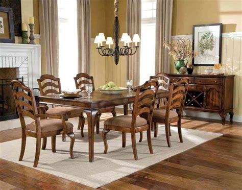 full size  dining room french country dining table set