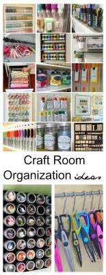 storage and organization craft room organization and storage ideas the idea room
