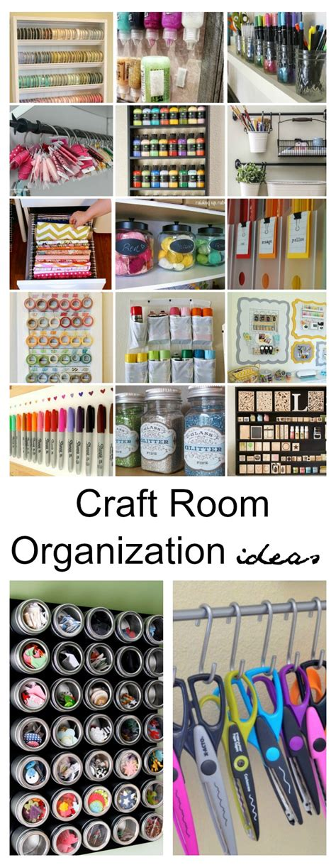 storage organization ideas craft room organization and storage ideas the idea room