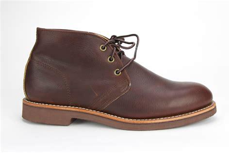 wing chukka boots wing foreman chukka
