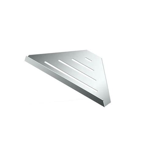 18 Inch White Floating Shelf by Outdoor