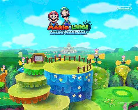Mario & Luigi Dream Team; Official Site Launches! - Gaming ...