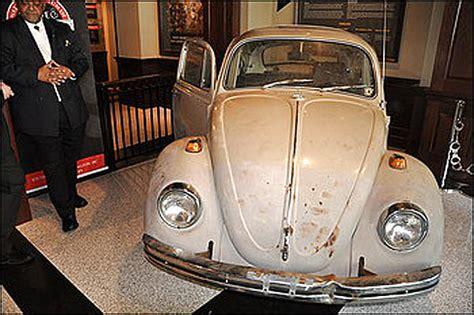 museum displays serial killer ted bundys volkswagen  dc deseret news