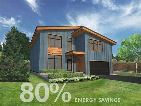 High Efficiency Homes by Greening Homes Visits The Latest In High Performance