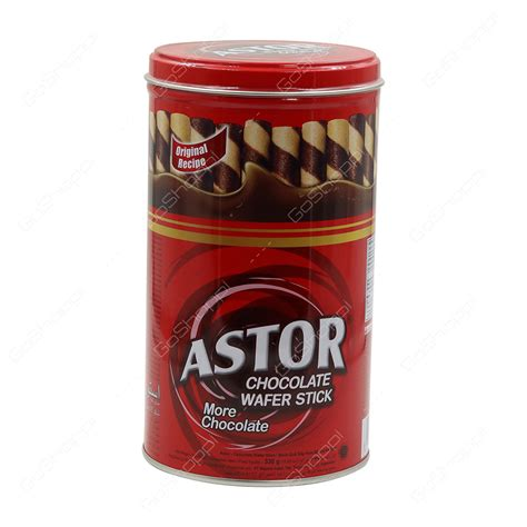 Astor Chocolate Wafer buy snacks products from apsara supermarket
