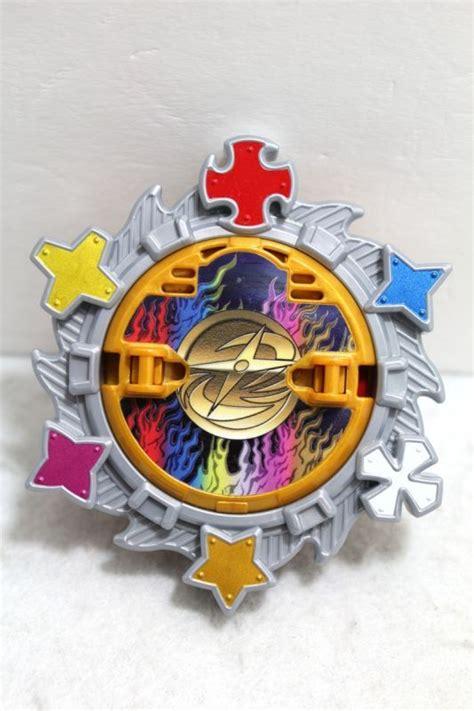 Power Ranger Steel Shuriken shuriken sentai ninninger shukyoku nin shuriken