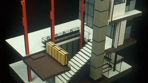 Make A Floor Plan Of Your House pierre chareau maison de verre paris france 1931