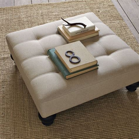west elm ottoman working with small spaces denise maloney