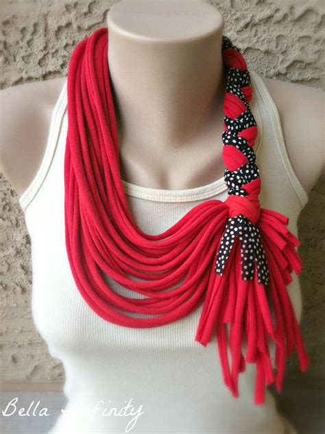 1000 ideas about braided scarf on t shirt