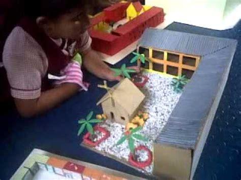 maqueta sobre el agua para alumno de 3 grado explicacion de maqueta de la escuela coleuca 2013 youtube