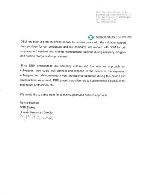 formal thank you letter business partner business partnership thank you letter choice image
