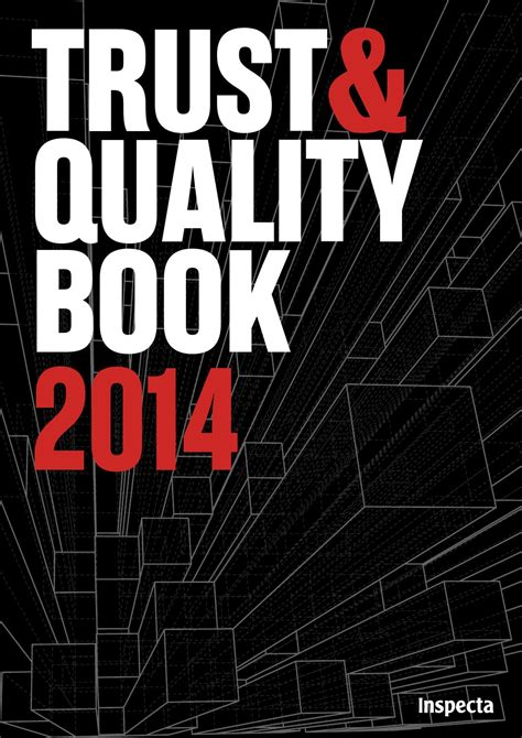 trusted books trust quality book 2014 by inspecta finland issuu