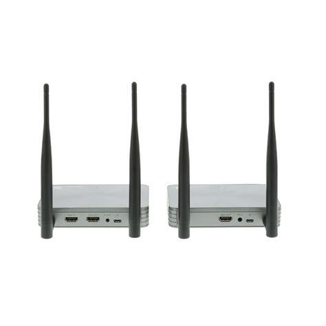 solucion dejar vistos cables extensor hdmi wireless cables para