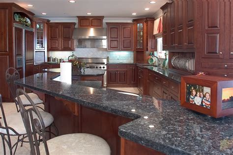 Wood Hollow Cabinets by Cherry Kitchens Wood Hollow Cabinets