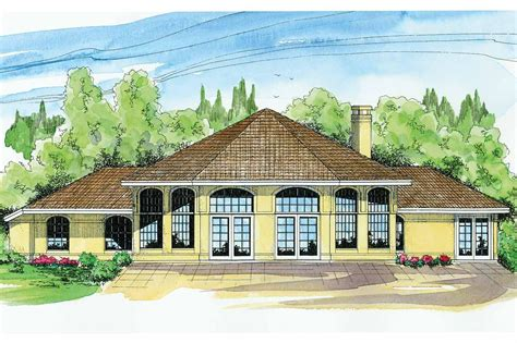 southwest home designs southwest house plans sierra 11 076 associated designs