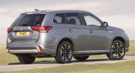 Mitsubishi Outlander Series Mitsubishi Adds More Tech To Outlander Phev Juro Model