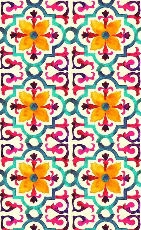 tile pattern wallpaper gabee meyer imagem para decoupagem pinterest tile