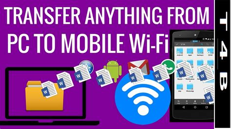 transfer files from android to pc wifi how to transfer files pc to android android to pc phone using wifi without lan cable techzaround