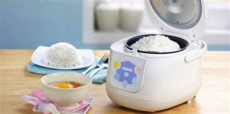 Rice Cooker Di Makassar tips agar nasi tidak basi dan kering di dalam rice cooker