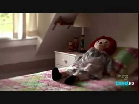 haunted doll documentary annabelle doll