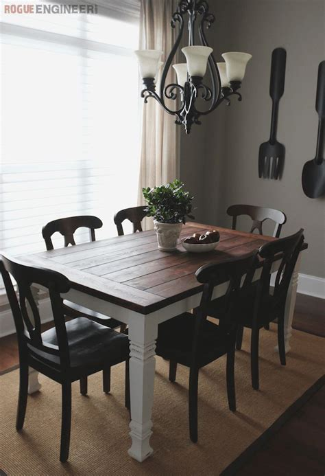 Farmhouse Dining Room Chair Plans 25 Best Ideas About Farmhouse Dining Tables On