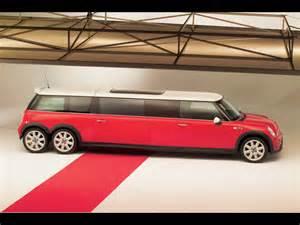 Stretch Mini Cooper Mini Lincoln Continental Irgendwas Kennt Ihr Den