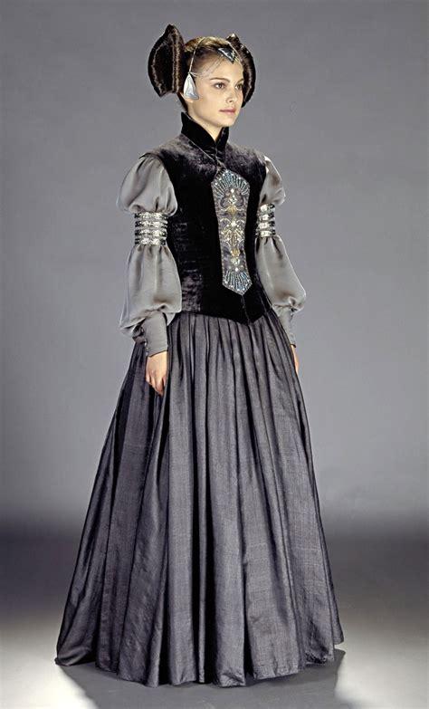 padme amidala from wars beautiful dresses