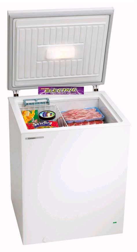 Freezer Box westinghouse wcm2100wc 210 litre freezer