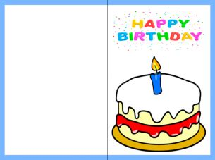 Free Printable Birthday Cards Free Printable Happy Birthday Cards Images And Pictures