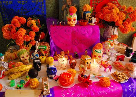 imagenes animadas de ofrendas de dia de muertos 10 elementos para ofrendas de d 237 a de muertos 1001 consejos