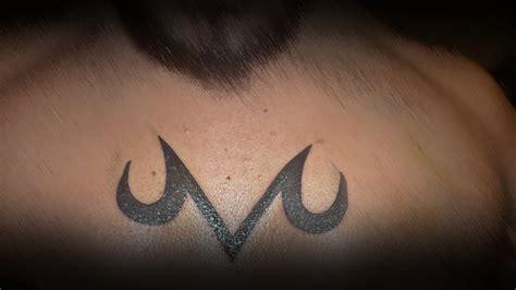 dragon ball z symbol tattoos images