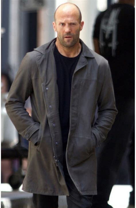 fast and furious 8 deckard shaw deckard shaw jacket jason statham fast 8 jacket movies