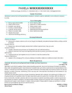 Patient Service Associate Sle Resume by Patient Service Associate Resume Exle Borgess Woodbridge Kalamazoo Michigan