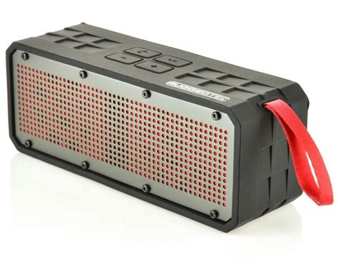Rugged Speakers by Roqbloq Bluetooth Rugged Speaker Review Gear Reviews