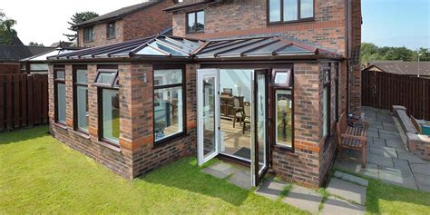 Bow Window Replacement orangeries in lancashire amp cheshire clearview orangery