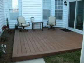 composite deck design and construction acdecks