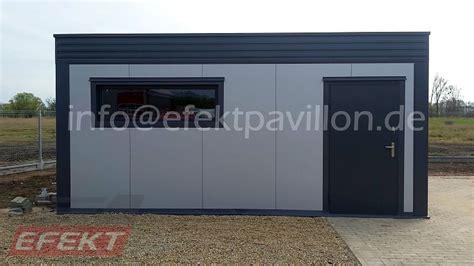 gartenhaus garage garage efekt pavillon