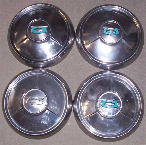 dish hubcaps used 1957 cadillac hubcaps