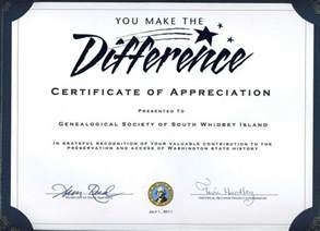 thank you certificates for volunteers thiscertificate