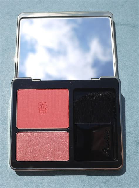 Guerlain Blush 4 Eclats Review by Best Things In Guerlain Aux Joues Blush Duo