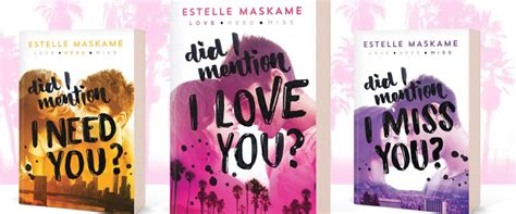 libro you 3 miss you haddie s haven review did i mention i miss you dimily trilogy 3 by estelle maskame