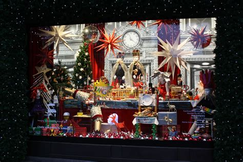 christmas window stores 5 stunning stores to visit in inspirations essential home