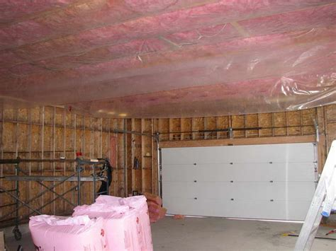 Garage Insulation Types And Tips How To Insulate A Garage Ceiling
