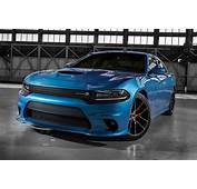 2015 Dodge Charger Rt Scat Pack Front Three Quarter View 2