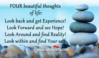 gallery for gt beautiful thoughts on life