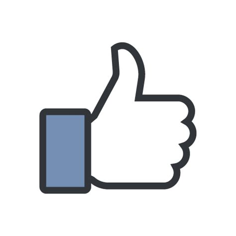 fb icon vector facebook like vector download
