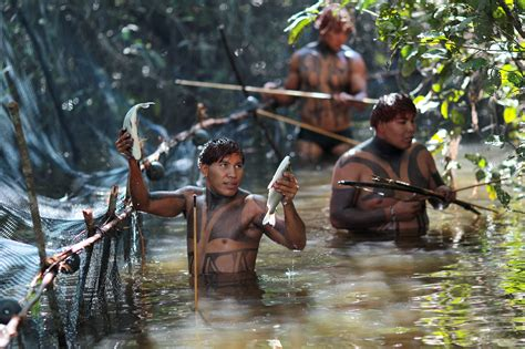 amazon tribe village of joy